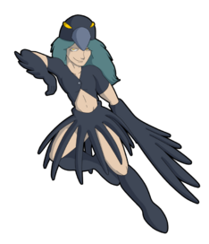 Tome ravenfreak by kirbopher15-d4v7wmy