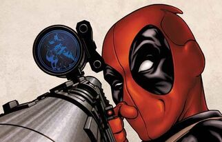 Deadpool Rifle
