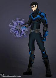 Nightwing sham93