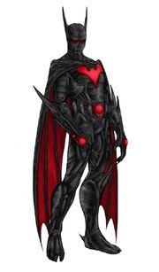 Batman Beyond by RCIII by s1nn1starr69