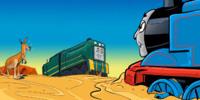 Thomas & Friends Adventures Shorts