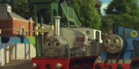 Thomas, You're the Leader