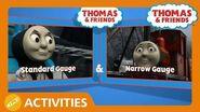 Thomas & Friends UK Narrow Gauge or Standard Gauge