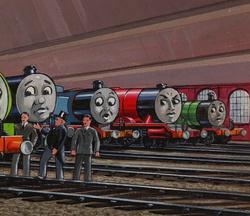 Percy'sWorkshopFriends