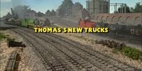 Thomas' New Trucks