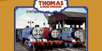 Thomas and the Jet Engine (German book)
