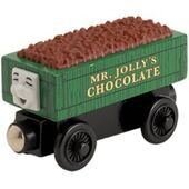 Ricketychocolate