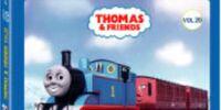 Thomas and Friends - Volume 20 (Thai DVD)
