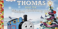 Thomas and the Missing Christmas Tree (book)