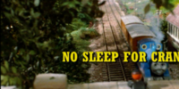 No Sleep for Cranky
