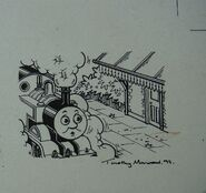 Thomas'JourneyOriginalDrawing