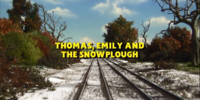 Thomas, Emily and the Snowplough