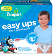 PampersEasyUpsThomasTrainingPants4T-5T