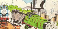 Thomas, Percy and the Coal (magazine story)