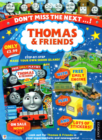 File:ThomasandFriendsIssue694advertisement.png