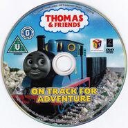 OnTrackforAdventure2007DVDDisc