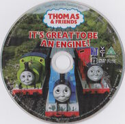 It'sGreattoBeanEngineUKDVDdisc