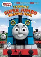 Thomas'Super-JumboColoringBook