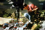ThomasandtheSpecialLetterbehindthescenes