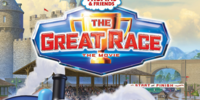The Great Race: The Movie Storybook