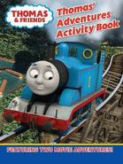 Thomas'AdventuresActivityBook