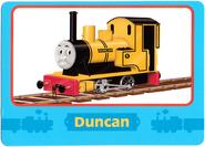 DuncanTradingCard