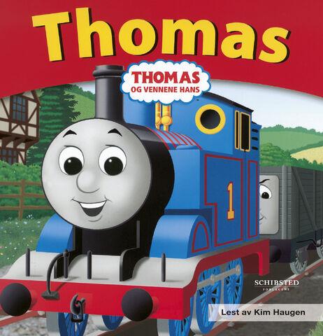 File:ThomasStoryLibrarybookandCD(Norwegian).jpg