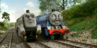 Gordon and Spencer