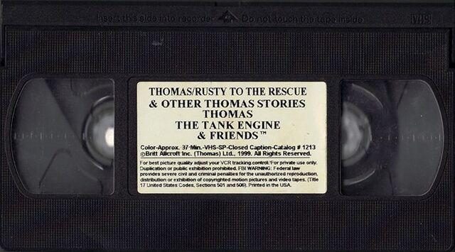 File:RustytotheRescueandotherThomasStories1999VHSlabel.jpeg