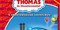 Thomas and the Birthday Picnic (Dutch DVD)