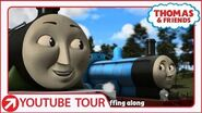 It's Great To Be An Engine - CGI Music Video