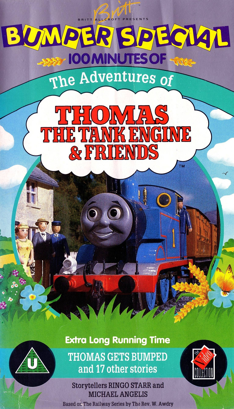 thomas gets bumped and 17 other stories thomas the tank engine wikia fandom powered by wikia. Black Bedroom Furniture Sets. Home Design Ideas