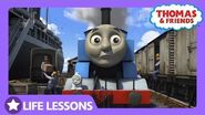 Thomas Caused an Accident at Brendam Docks Life Lesson Honesty