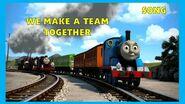We Make a Team Together - Music Video