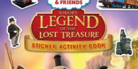Sodor's Legend of the Lost Treasure: Sticker Activity Book