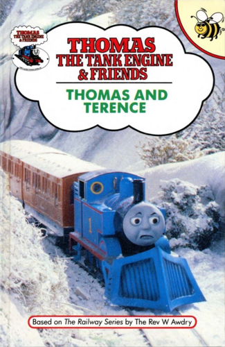 Thomas And Terence Buzz Book Thomas The Tank Engine