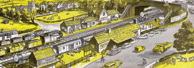 File:RailwaySeriesbooksendpapers.JPEG