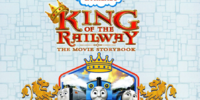 King of the Railway: The Movie Storybook