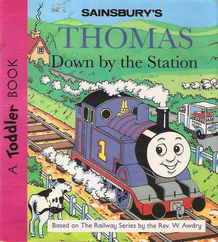 File:ThomasDownByTheStationCover.jpg