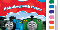 Painting with Percy