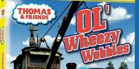 Ol' Wheezy Wobbles (Thai DVD)