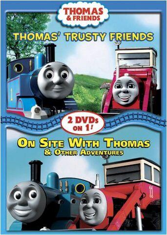 File:Thomas'TrustyFriendsandOnSitewithThomasandotherAdventuresDoubleFeature.jpg
