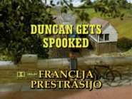 DuncanGetsSpookedSlovenianTitleCard