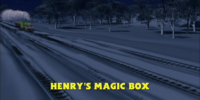 Henry's Magic Box/Gallery