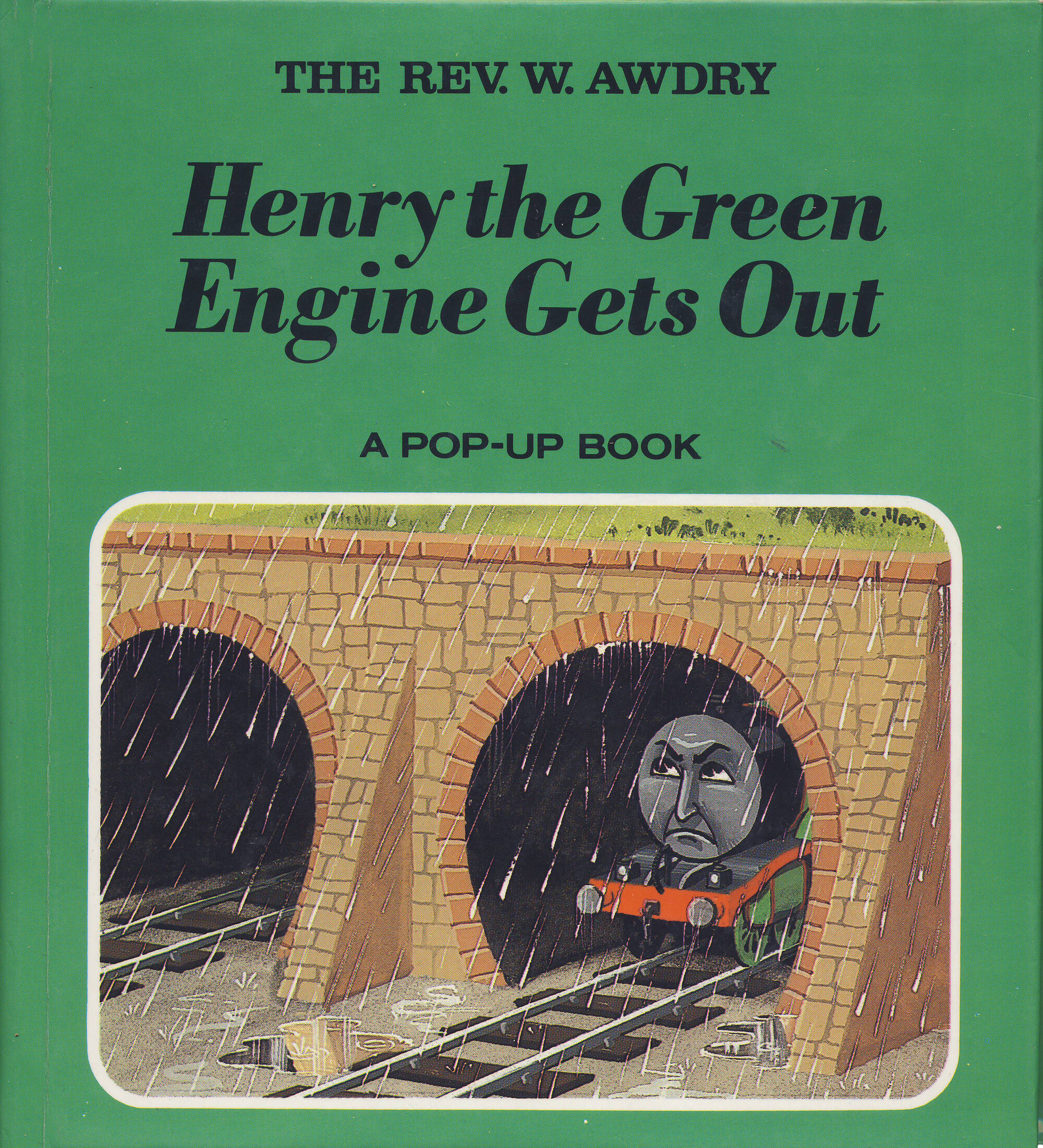 Henry the Green Engine Gets Out | Thomas the Tank Engine Wikia | FANDOM powered by Wikia