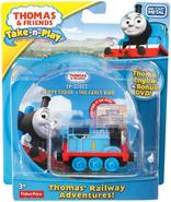 Take-n-PlayThomas'RailwayAdventures!