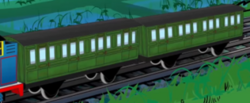 GreenBranchLineCoaches