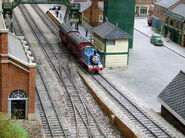 ThomasPullingMailTrainDraytonManor2
