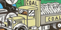 The Coalman's Lorry