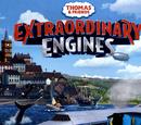 Extraordinary Engines